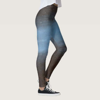 Azul Galaxy Designer Leggings