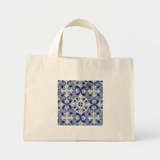 Azulejo Mini Tote Bag