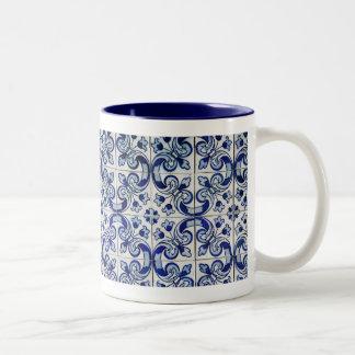Azulejo Coffee Mugs
