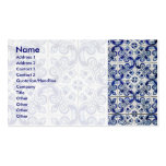 Azulejo Pack Of Standard Business Cards
