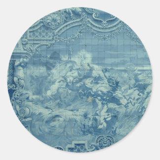 Azulejo tile stickers