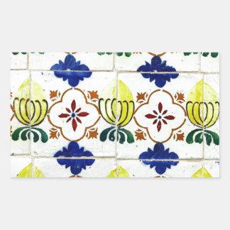 Azulejos Portuguese Tiles Adesivo