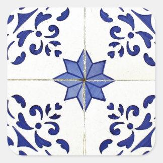 Azulejos Autocolante Em Forma Quadrada