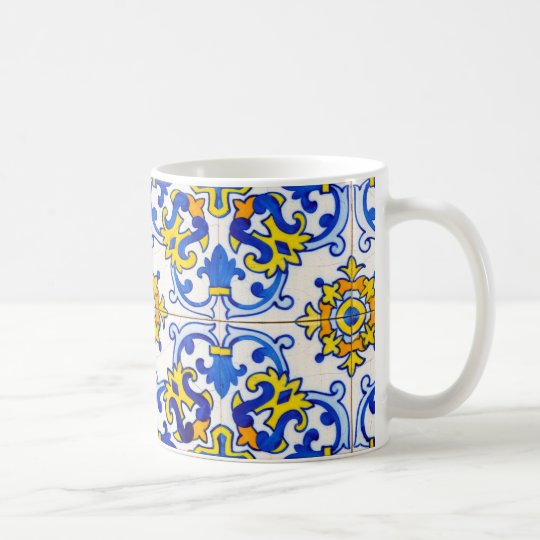 Azulejos The Art of Portuguese Ceramic Tiles Coffee