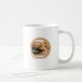 Azulia Animal Eye Coffee Mug