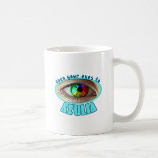Azulia Rainbow Eye Coffee Mug