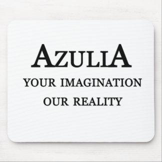 Azulia Tagline Mouse Pad