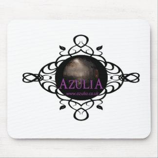Azulia Vine Mouse Pad