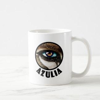 Azulia Warrior Eye Coffee Mug
