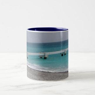 Azur Two-Tone Coffee Mug