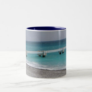 Azur Two-Tone Coffee Mug