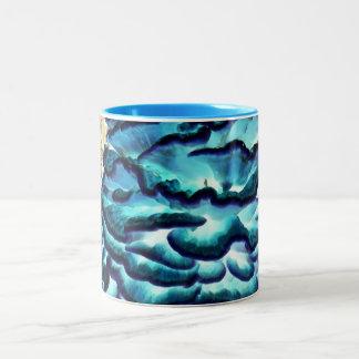 Azure Cloudscape Mugs