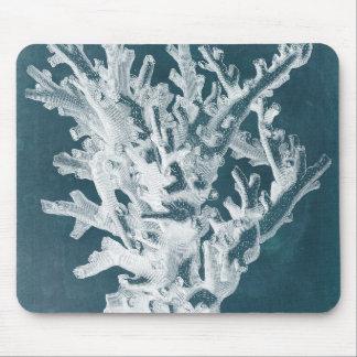 Azure Coral I Mouse Mat