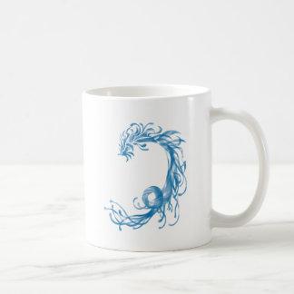 Azure Dragon Mug