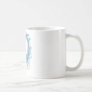 Azure Dragon Mugs