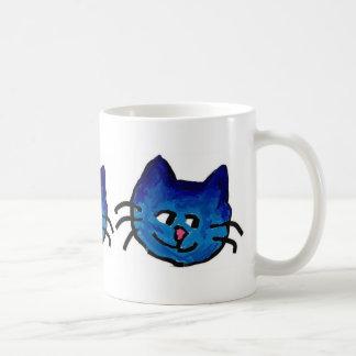 Azure-nekko-chan, Azure-nekko-chan, Azure-nekko... Classic White Coffee Mug