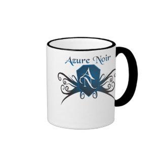 Azure Noir Coffee Mug