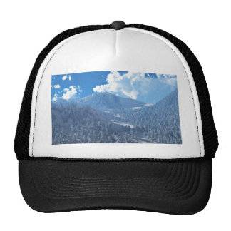 Azure Peak Trucker Hat