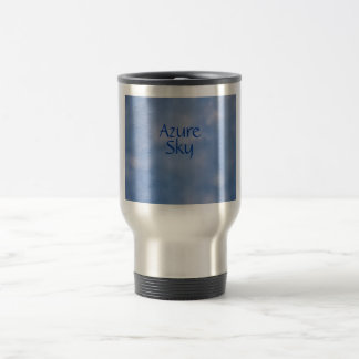 Azure Sky beverage Mug - Customized