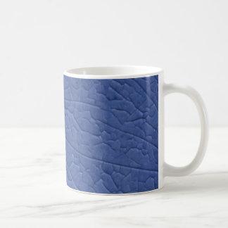 Azure stone cracks coffee mug