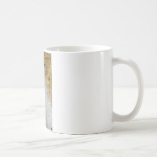Azure Window Basic White Mug