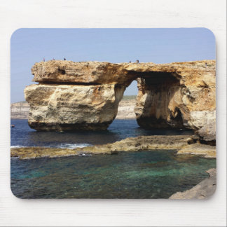 Azure Window, Gozo, Malta Mouse Mat