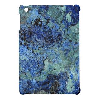 Azurite Malachite Geode iPad Mini Case