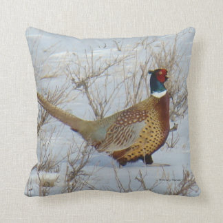 B0022 Ring-necked Pheasant Cushion