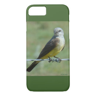 B0032 Western Kingbird Iphone 8/7 phone case