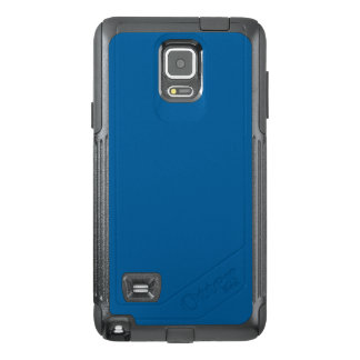 B17 Beneficently Influential Blue Color OtterBox Samsung Note 4 Case