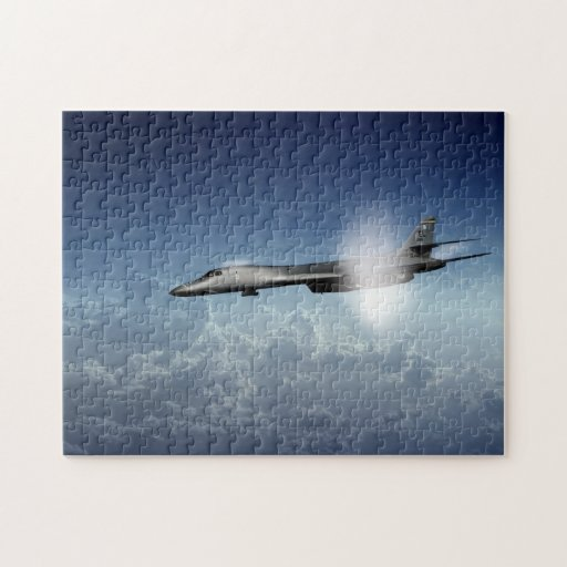 B1 Supersonic Jigsaw Puzzles