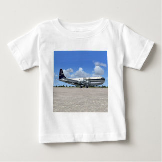 B377 Stratocruiser Airliner Baby T-Shirt