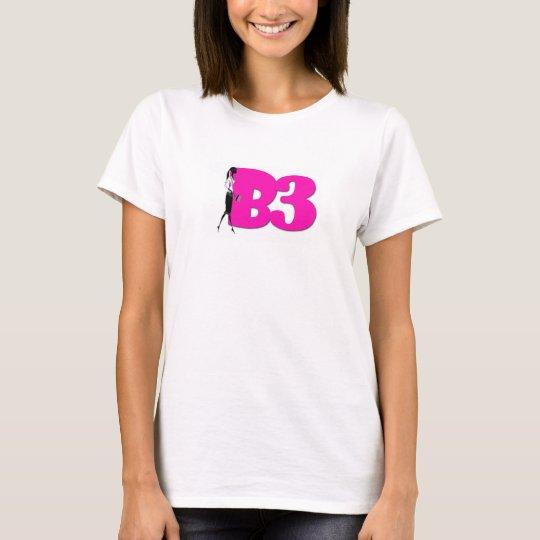 B3 Logo Girl T-Shirt