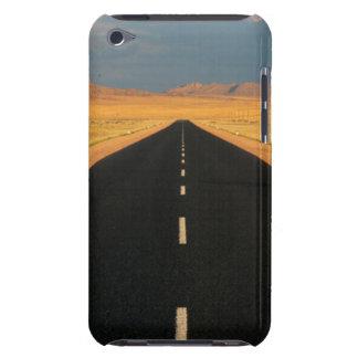 B4 National Road Through Desert, Near Aus iPod Touch Case