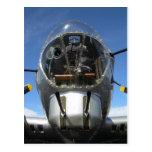 B-17 bombardier seat over Arizona
