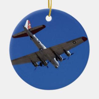 B-17 CHRISTMAS ORNAMENT