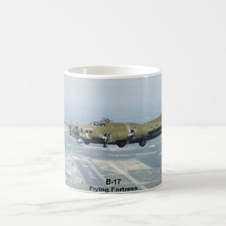B-17 Flying Fortress mug