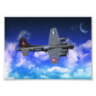 B-17 Flying Fortress Photo