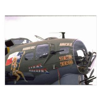 B-17 nose art post cards