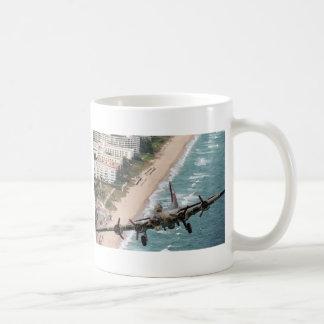 B-17 Off Florida Coast mug