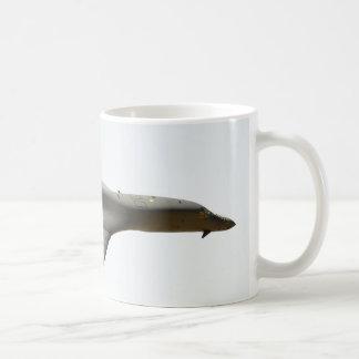 B-1 Lancer Basic White Mug