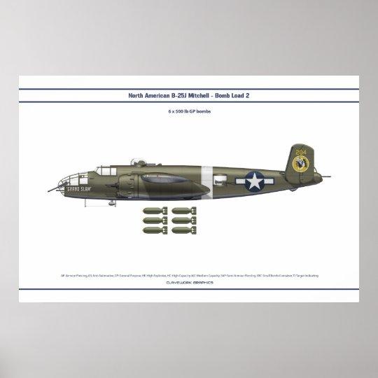B-25 Load 2 Poster