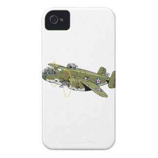 B-25 Mitchell iPhone 4 Case-Mate Cases