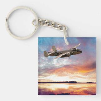 B-25 Mitchell Key Ring