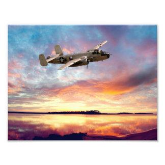 B-25 Mitchell Photo Print