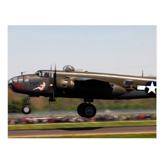 B-25 Mitchell Postcard
