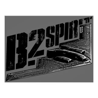 B-2 Spirit Posters