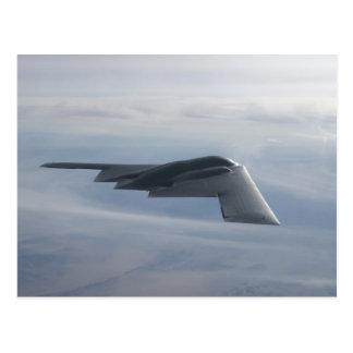B-2 Spirit - Stealth Bomber Postcard
