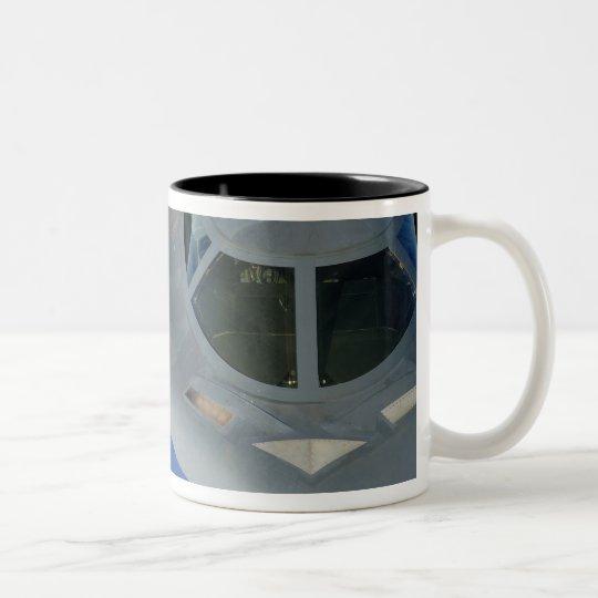 B-2 Spirit Two-Tone Coffee Mug