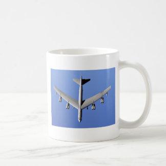 B-52H Stratofortress Basic White Mug